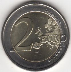 Moneta > 2euro, 2013 - Malta  (Storia costituzionale - Istituzione del Governo autonomo nel 1921) - obverse