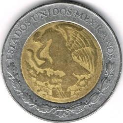 Pièce > 1nouveaupeso, 1995 - Mexique  - obverse