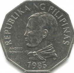 Moneta > 2 piso, 1983-1990 - Filippine  - obverse