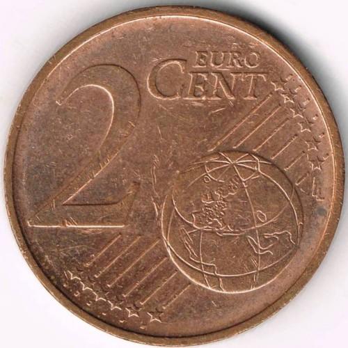 2 Eurocent 2002 2018 österreich Münzen Wert Ucoinnet