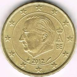 Monēta > 10centu, 2009-2013 - Beļģija  - reverse