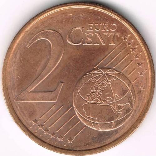 2 Eurocent 1999 2018 Finnland Münzen Wert Ucoinnet