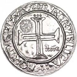 Moneta > 7½euro, 2011 - Portugalia  (Skarby numizmatyczne - Manuel I) - obverse