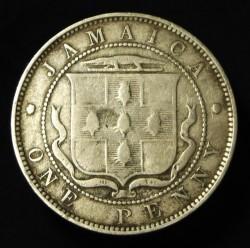Moneda > 1penique, 1869-1900 - Jamaica  - reverse