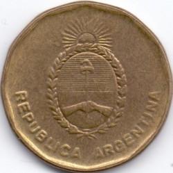Moneda > 10centavos, 1985-1988 - Argentina  - obverse