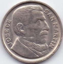 硬币  /> 10分, 1950 - 阿根廷 - obverse
