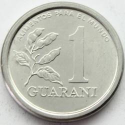 Coin > 1guarani, 1978 - Paraguay  - reverse