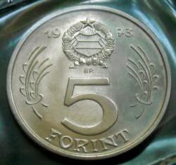 Νόμισμα > 5Φιορίνια, 1973 - Ουγγαρία  - reverse