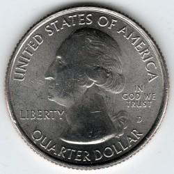 Moneda > ¼dollar, 2016 - Estats Units  (Parc Històric Nacional de Harpers Ferry ) - obverse