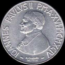 Minca > 10lire, 1994 - Vatikán  - obverse