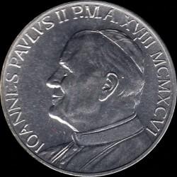 Minca > 10lire, 1996 - Vatikán  - obverse