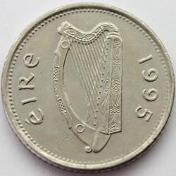 العملة > 10بنس, 1993-2000 - ايرلندا  - obverse