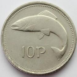 العملة > 10بنس, 1993-2000 - ايرلندا  - reverse