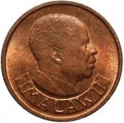 Монета > 2тамбалы, 1971-1982 - Малави  - reverse