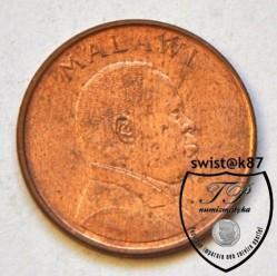 Монета > 1тамбала, 1995 - Малави  (Сталь с медным покрытием /магнетик/) - reverse