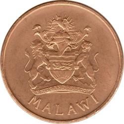 Монета > 2тамбалы, 1995 - Малави  (Бронза /не магнетик/) - obverse
