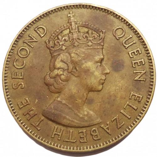 1 penny 1953-1963, Jamaica - Coin value - uCoin net