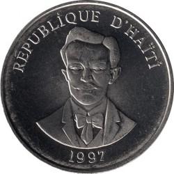 Монета > 5сантима, 1995-1997 - Хаити  - obverse