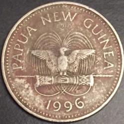 العملة > 20تويا, 1996 - بابوا غينيا الجديدة  - obverse