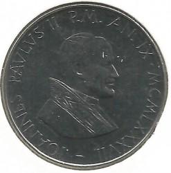 Minca > 50lire, 1987 - Vatikán  - obverse