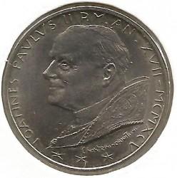 Coin > 100lire, 1995 - Vatican City  - obverse