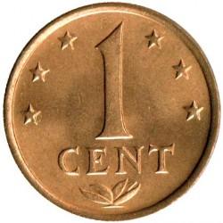 Moneda > 1centavo, 1970-1978 - Antillas Holandesas  - reverse