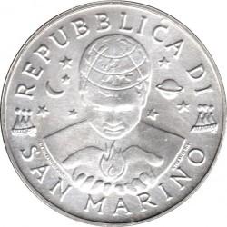 Moneta > 5000lire, 1998 - San Marino  (Medicina) - obverse