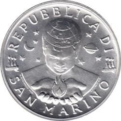 Moneta > 1000lire, 1997 - San Marino  (Universo) - obverse