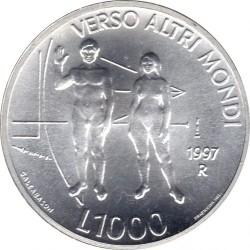 Moneta > 1000lire, 1997 - San Marino  (Universo) - reverse