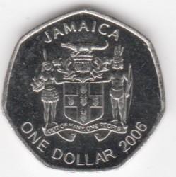 Münze > 1Dollar, 1994-2008 - Jamaika  - obverse