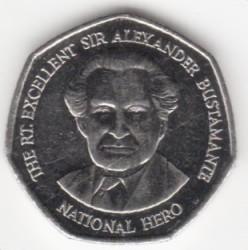 Münze > 1Dollar, 1994-2008 - Jamaika  - reverse