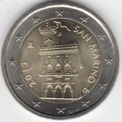 Moneda > 2euros, 2008-2016 - San Marino  - obverse