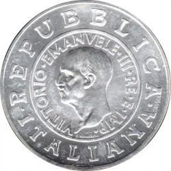 سکه > 1لیره, 2000 - ایتالیا  (History of the Lira - Lira of 1936) - obverse