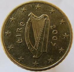 錢幣 > 50eurocent, 2007-2018 - 愛爾蘭島  - obverse