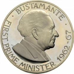 Pièce > 1dollar, 1971-1979 - Jamaïque  - reverse