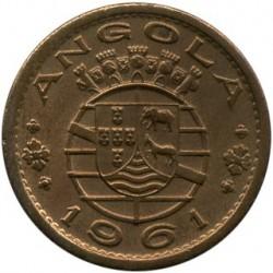 Monēta > 50sentavo, 1953-1961 - Angola  - obverse