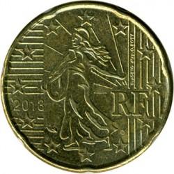 Moneta > 20centesimidieuro, 2013 - Francia  - obverse