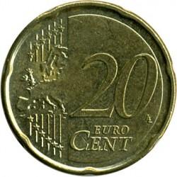 Moneta > 20centesimidieuro, 2013 - Francia  - reverse