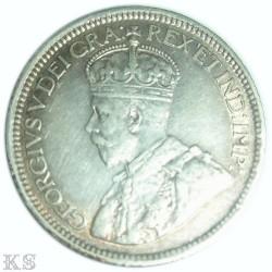 Münze > 10Cent, 1912-1919 - Kanada   - obverse