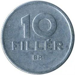 Монета > 10філерів, 1959 - Угорщина  - reverse