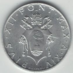 Moneta > 2liry, 1951-1958 - Watykan  - obverse