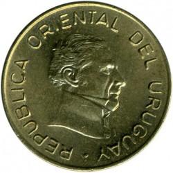 Монета > 5песос, 2003 - Уругвай  - obverse
