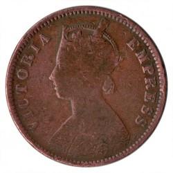 Munt > ¼anna, 1877-1901 - India - Britis  - obverse
