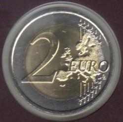 Coin > 2euro, 2015 - Andorra  (30th Anniversary - Reform of Electoral Law) - reverse
