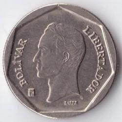 Coin > 10bolívares, 2000-2001 - Venezuela  - reverse