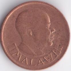 Монета > 1тамбала, 1984-1994 - Малави  - obverse