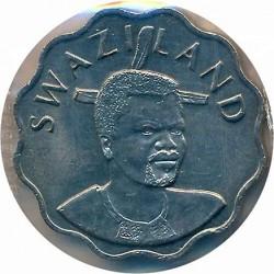 Moneta > 20centów, 1996-2000 - Suazi  - obverse