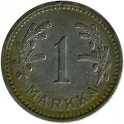 Münze > 1Mark, 1932 - Finnland  - obverse