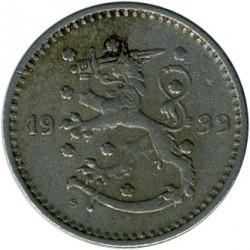 Münze > 1Mark, 1933 - Finnland  - obverse