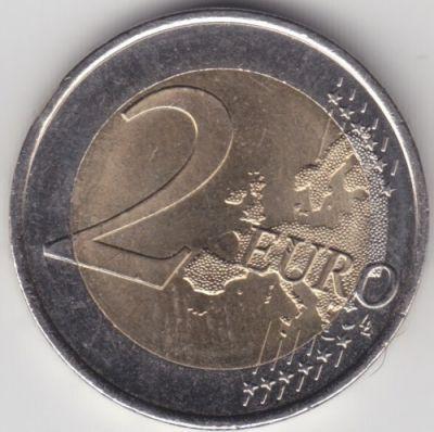 2 Euros 2013 Traité De Lélysée France Valeur Pièce Ucoinnet